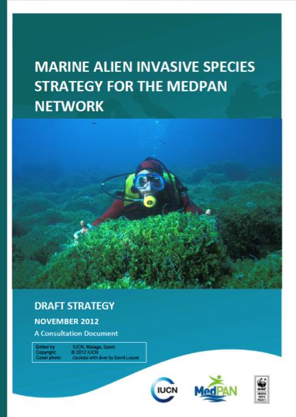 Marine alien invasive species strategy for the MEDPAN network