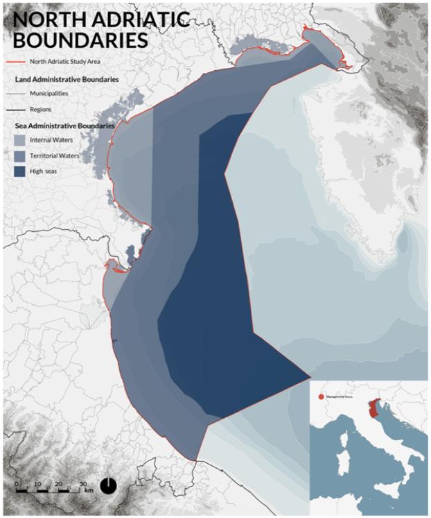 Case study boundaries
