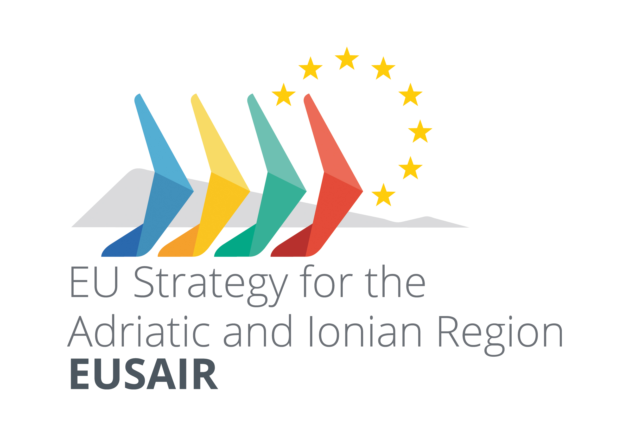 EUSAIR logo. Source: EUSAIR website