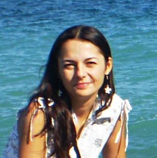 This image shows a photo of Aliana Daiana Spinu