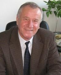 This image shows a photo of Simon Nicolaev